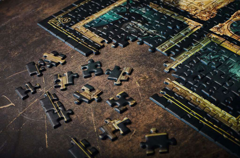Ravensburger - Villainous: Maleficent Puzzle 1000pc