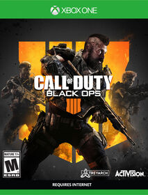 Xbox One - Call Of Duty Black Ops 4