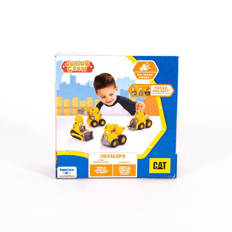 Cat Junior Crew - Construction Pals Wheel Loader