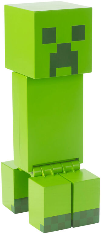 Minecraft Creeper Large Figure.