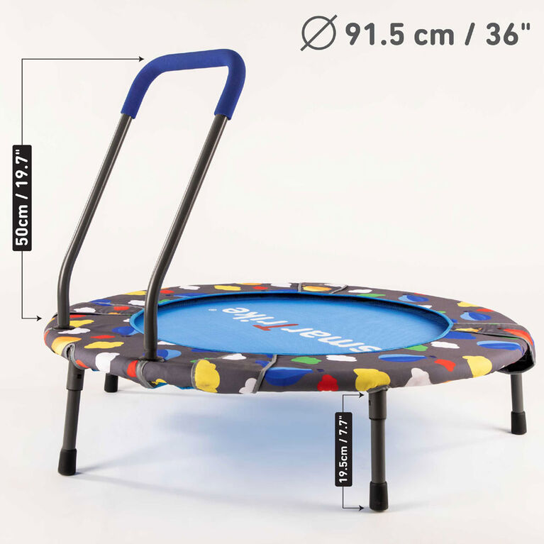 smarTrike 3 in 1 Trampoline, Ball Pit & Activity Centre - Toys R Us Exclusive