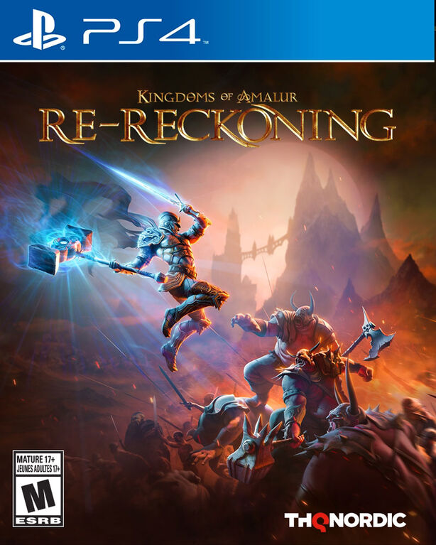 PlayStation 4 Kingdoms Of Amalur Re-Reckoning - Édition anglaise