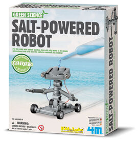 Salt Water Robot