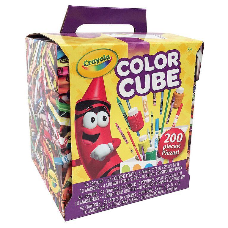 Crayola - Color Cube