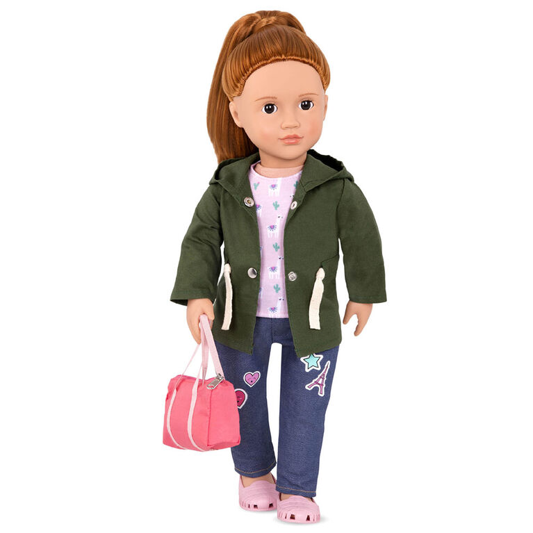 Our Generation, Alpaca Your Bags, Travel Outfit for 18-inch Dolls