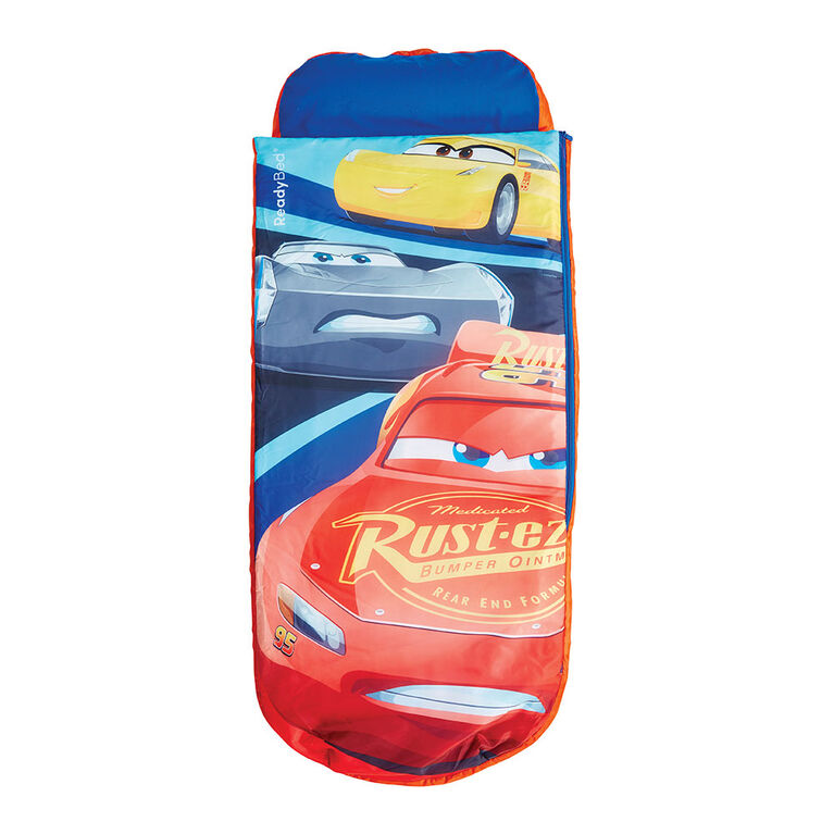 Sac de couchage gonflable Junior Disney Cars