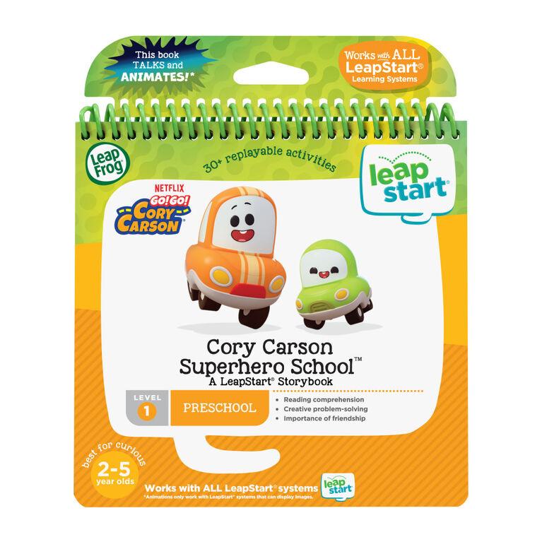 LeapFrog LeapStart Go! Go! Cory Carson Cory Carson Superhero School - English Edition