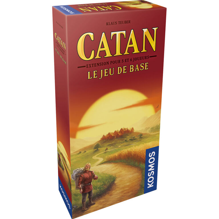 Catan 5/6 Player Expansion