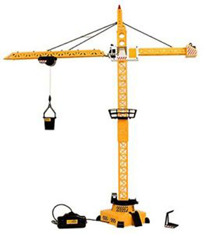Construction Machines Remote Control Operated Tower Crane