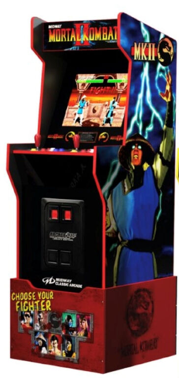 Arcade1UP Midway Legacy Edition Arcade Cabinet