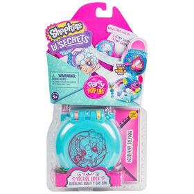Shopkins Lil Secrets Secret Lock - Bubbling Beauty Day Spa