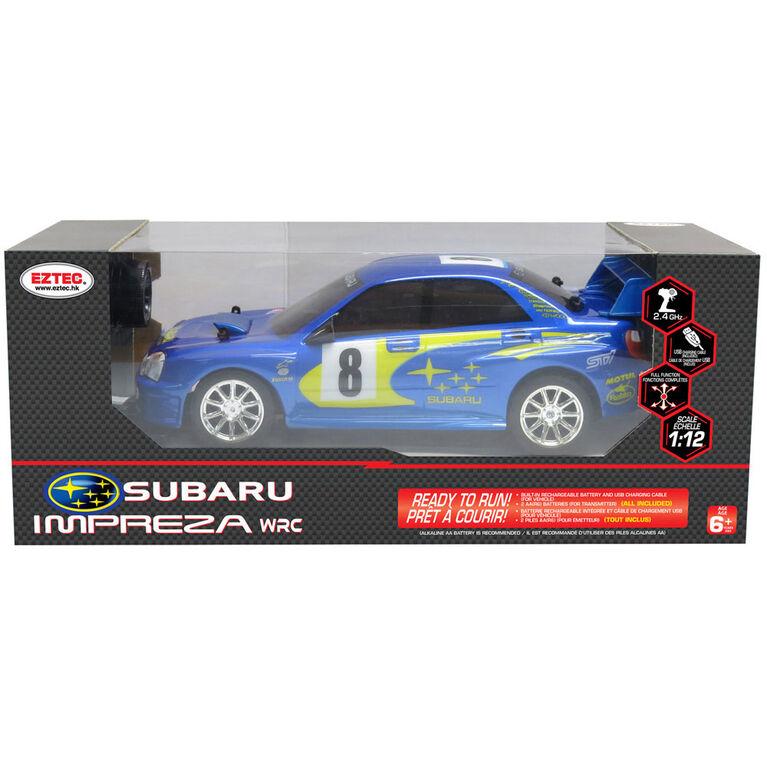 RC 1:12 - Subaru Impreza WRC - R Exclusive