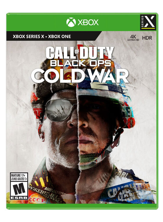 Xbox X - Call Of Duty: Black Ops Cold War