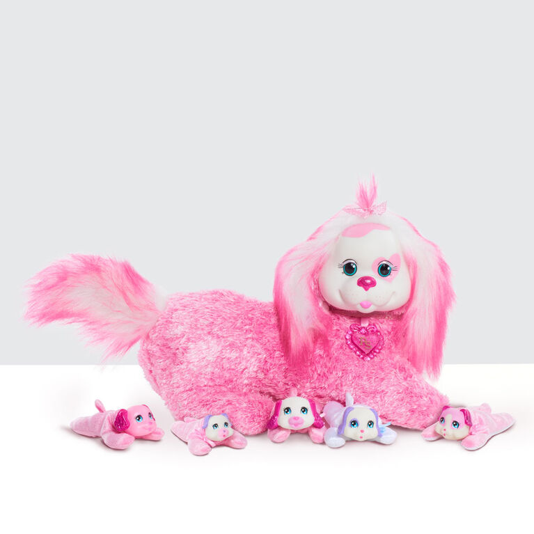 Puppy Surprise Plush - Polly