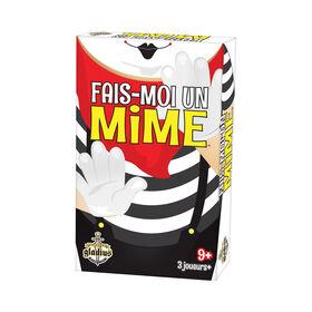 Fais moi un mime Familial Game - French Only