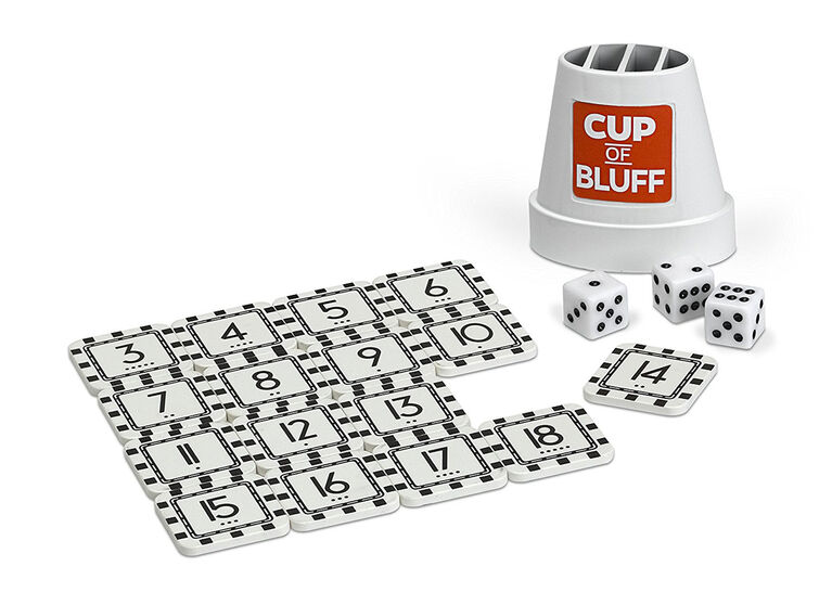 Cup of Bluff Game