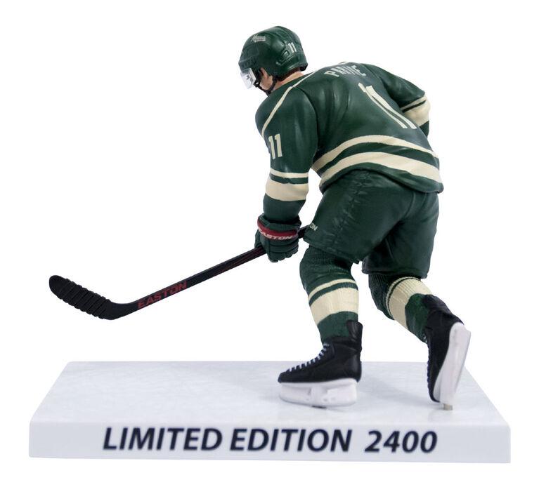 "NHL Figure 6"" - Zach Parise"