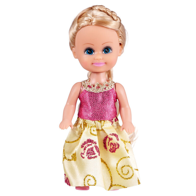 Sparkle Girlz Mini Castle with Cupcake Doll