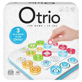 Otrio, Jeu de société stratégique