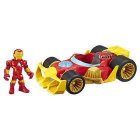 Playskool Heroes Marvel Super Hero Adventures Iron Man Speedster