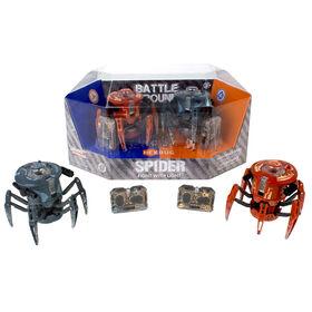 Araignées HEXBUG Battle Spider, emballage de 2 - Araignée