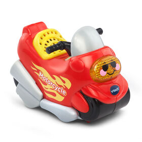 Go! Go! Smart Wheels Motorcycle - English Edition