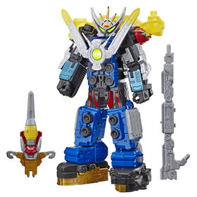 Power Rangers Beast Morphers Beast-X Ultrazord.