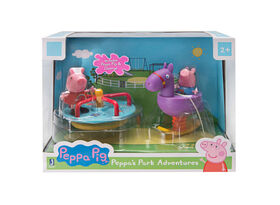 Peppa Pig - Day at the Park Playtime Set