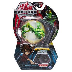 Bakugan Ultra, Mantonoid, 3-inch Tall Collectible Transforming Creature