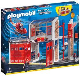 Playmobil - Fire Station