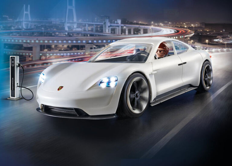 Playmobil - Rex Dasher's Porsche Mission E