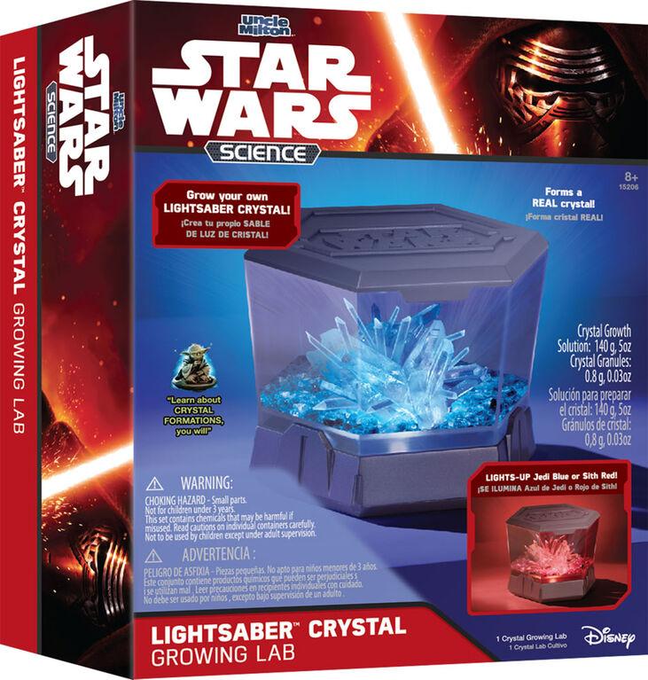 Star Wars Science - Laboratoire de creation de crystal pour un sabre laser.