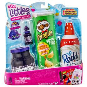 Shopkins Real Littles Lil' Shopper Pack - Sour Cream & Onion Pringles