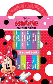 My First Library - Minnie Mouse Red Polka Dot - English Edition