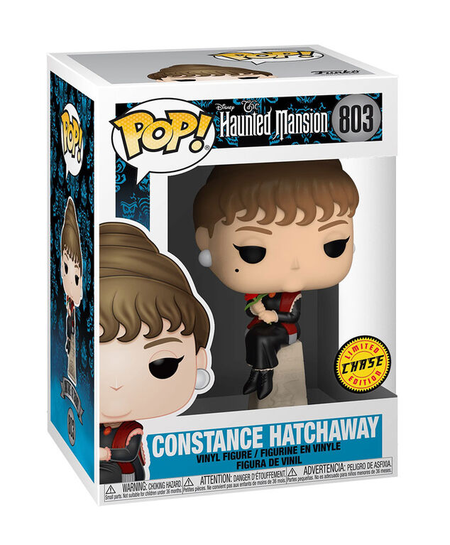 Funko POP! Haunted Mansion - Constance Hatchway (Chase)