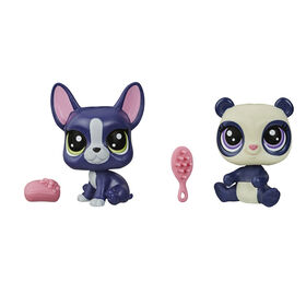Littlest Pet Shop Fancy Pet Salon Toy, Lots to Collect