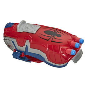 NERF Power Moves Marvel Spider-Man Lanceur de projectiles