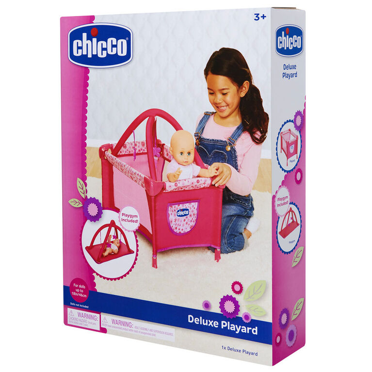 Parc Chicco Deluxe