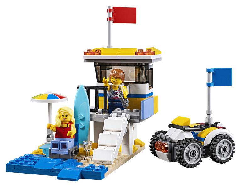LEGO Creator Sunshine Surfer Van 31079