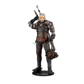 The Witcher – Figurine Geralt of Rivia 7 pouce