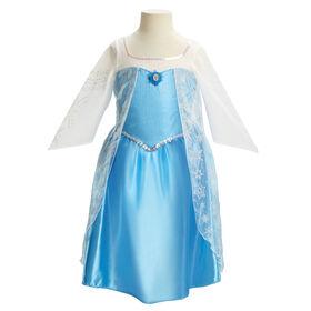 Frozen Elsa's Blue Dress