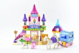 MIMA Bloks: My Princess Castle Playset