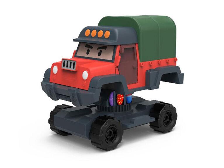 Robocar Poli - Poacher Robot transformeur