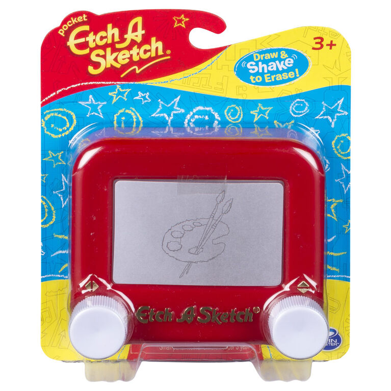 Etch A Sketch Pocket