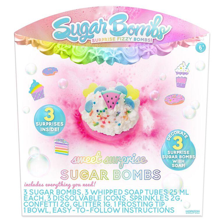 Sweet Treat Sugar Bombs