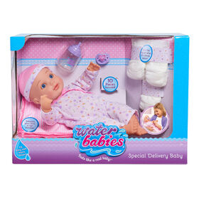 Waterbabies Special Delivery Pink Diaper - R Exclusive