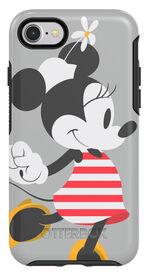 OtterBox Symmetry iPhone 8/7 Minnie Stripes