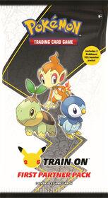 Pokemon First Partner Pack - Sinnoh