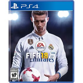 PlayStation 4 - FIFA 18
