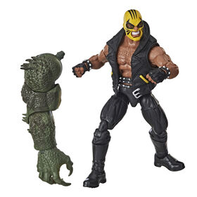 Hasbro Marvel Legends Series Gamerverse, figurine articulée Marvel's Rage à collectionner de 15 cm
